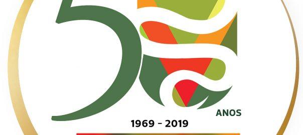 selo 50 anos CRMV